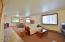115 Fishing Rock St, Depoe Bay, OR 97341 - Lower level family room