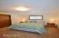 115 Fishing Rock St, Depoe Bay, OR 97341 - Lower level bedroom 1