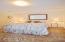 115 Fishing Rock St, Depoe Bay, OR 97341 - Lower level bedroom 2