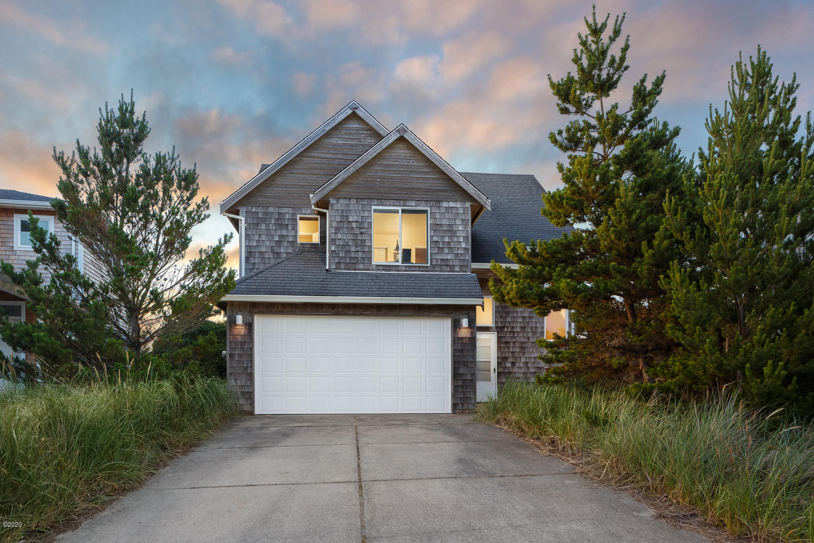 5860 Neptune Drive, Pacific City, OR 97135 - Exterior from Street