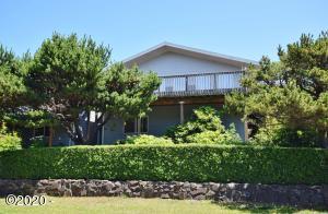115 Fishing Rock St, Depoe Bay, OR 97341 - West side on main house