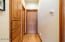 850 SE 7th St, Toledo, OR 97391 - hall with built inns