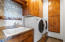 850 SE 7th St, Toledo, OR 97391 - laundry room