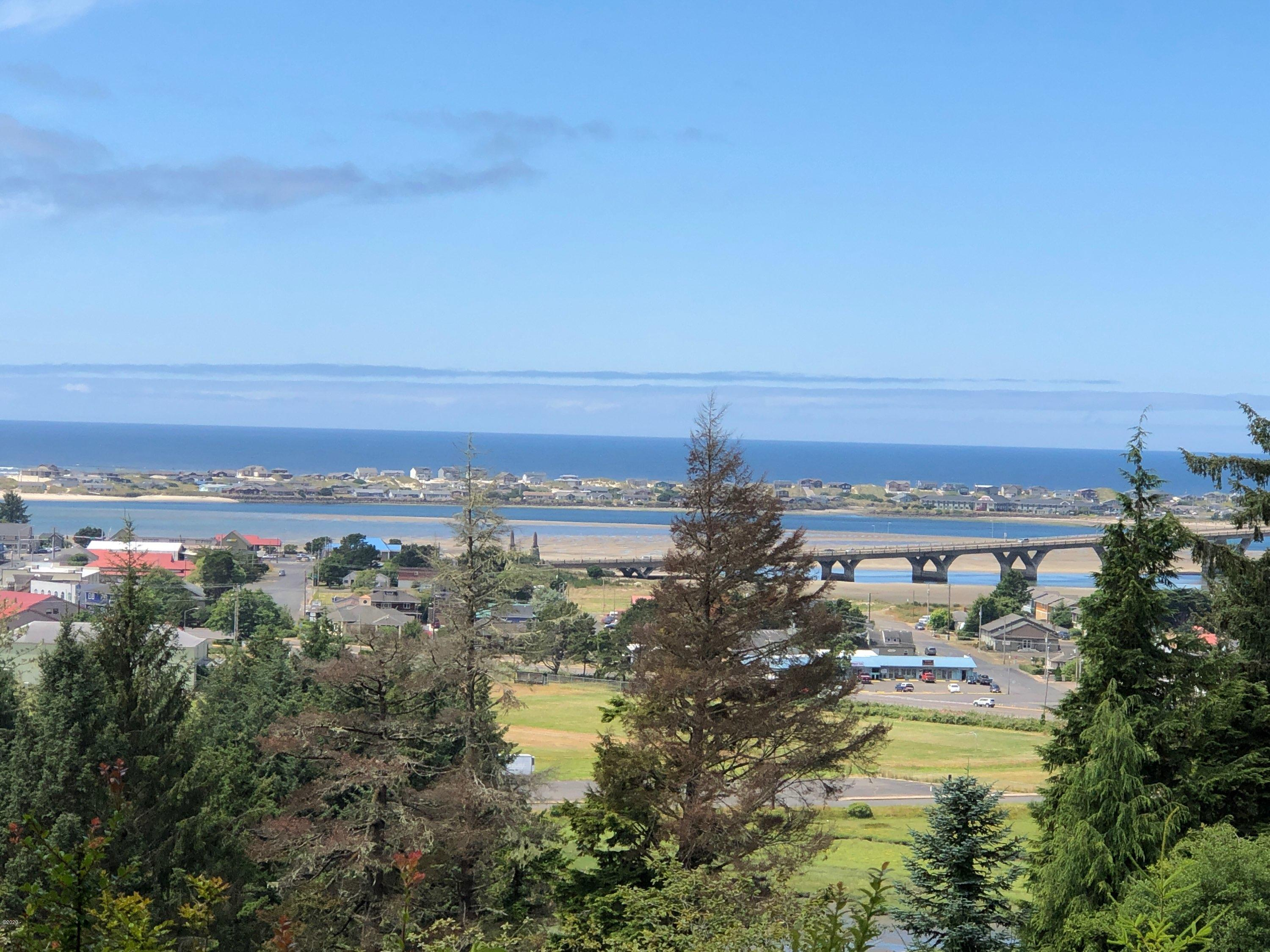 TL 21 & 22 NE Waldport Heights Dr, Waldport, OR 97394 - view lots photo