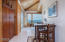 343 Salishan Dr, Gleneden Beach, OR 97388 - Extra seating off the Kitchen
