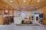 343 Salishan Dr, Gleneden Beach, OR 97388 - Lower level family room