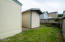 243 SE Quay Ave, Lincoln City, OR 97367 - Back yard