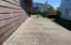 440-444 NE 9th St, Newport, OR 97365 - Side yard of unit 444