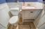 2938 NE Holmes Rd, Lincoln City, OR 97367 - Downstairs Bathroom