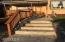 1819 NW 25th St, Lincoln City, OR 97367 - stone stair underhill