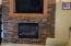 2102 NW 33rd St, Lincoln City, OR 97367 - Gas Fireplace