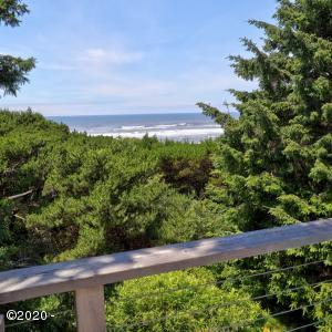 1225 SW Whitecap Dr., Waldport, OR 97394 - View from Deck