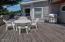 1225 SW Whitecap Dr., Waldport, OR 97394 - Deck Dining