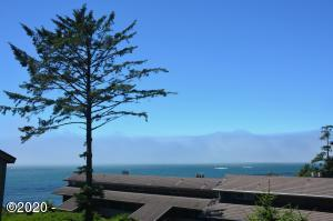 301 Otter Crest Dr, 164-165, Otter Rock, OR 97369 - View from deck