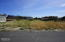 1909 NW Cunard St, Waldport, OR 97394 - Looking at lot from street