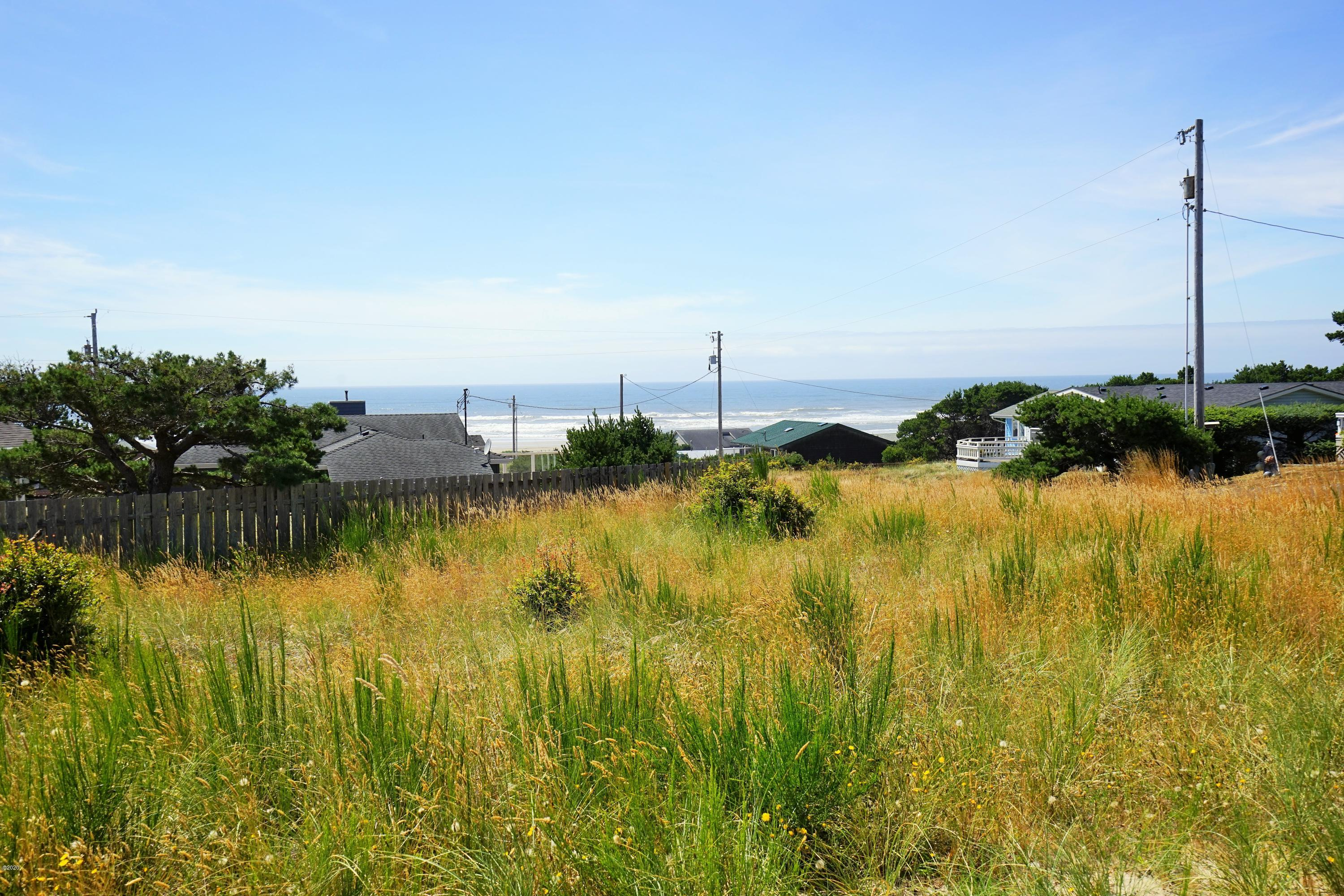 1909 NW Cunard St, Waldport, OR 97394 - Lot with white water views
