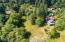 493 Elk City Rd, Toledo, OR 97391 - Ariel view of home and property