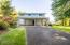 493 Elk City Rd, Toledo, OR 97391 - Front view of home