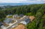 4110 SE Lee Ave, Lincoln City, OR 97367 - Aerial View  Facing North