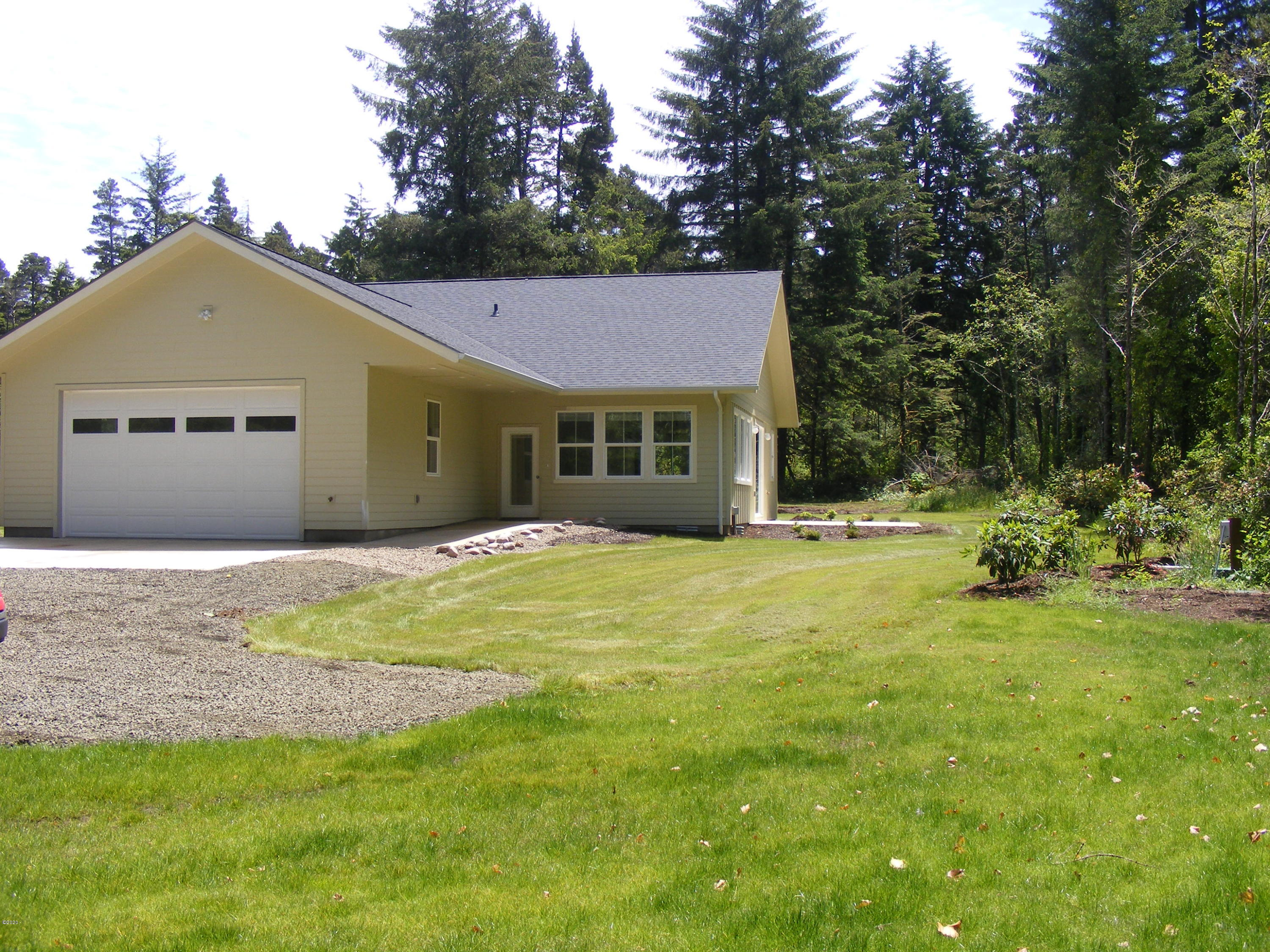 320 SE 119th St, South Beach, OR 97366 - Front elevation