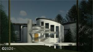 Concept house drawing