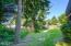 2925 NW Port Ave., Lincoln City, OR 97367 - Private back yard