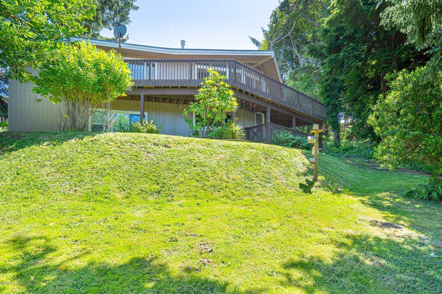 2925 NW Port Ave., Lincoln City, OR 97367 - Oceanside of home