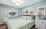 6421 NE Mast Ave., Lincoln City, OR 97367 - Bedroom 1