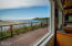 516 Bayview Ter, Yachats, OR 97498 - Deck entry