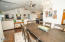 6565 Pacific Overlook Dr, Neskowin, OR 97149 - VIEW OF INTERIOR FROM THE DINING