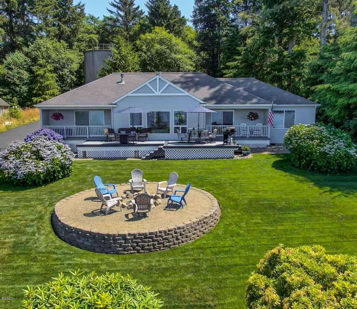 6565 Pacific Overlook Dr, Neskowin, OR 97149 - EXTRAORDINARY SINGLE LEVEL