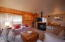 5960 Summerhouse, Share E, Pacific City, OR 97135 - 3 Sided Fireplace