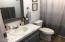 6060 Nancy Ave, Gleneden Beach, OR 97388 - Guest Bathroom