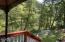 114 E Easter Valley Rd, Tidewater, OR 97390 - View from deck