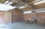 221 Wright Creek Rd, Toledo, OR 97391 - Garage area