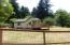 221 Wright Creek Rd, Toledo, OR 97391 - Fenced yard