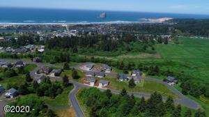 52 Lahaina Loop Loop, Pacific City, OR 97135 - Lot Location to Ocean