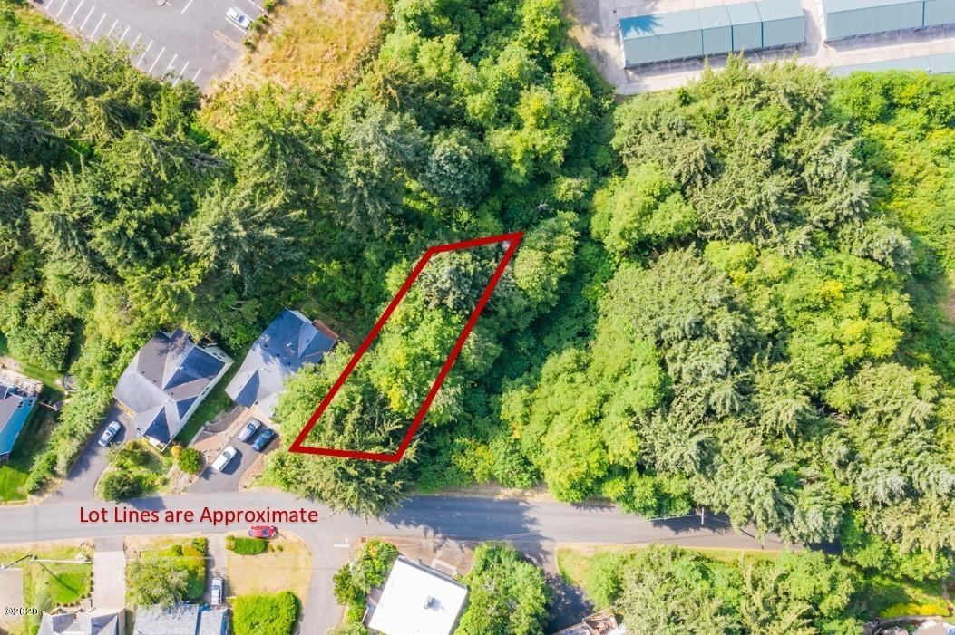 TL 200 NE 36th Dr, Lincoln City, OR 97367 - Aerial