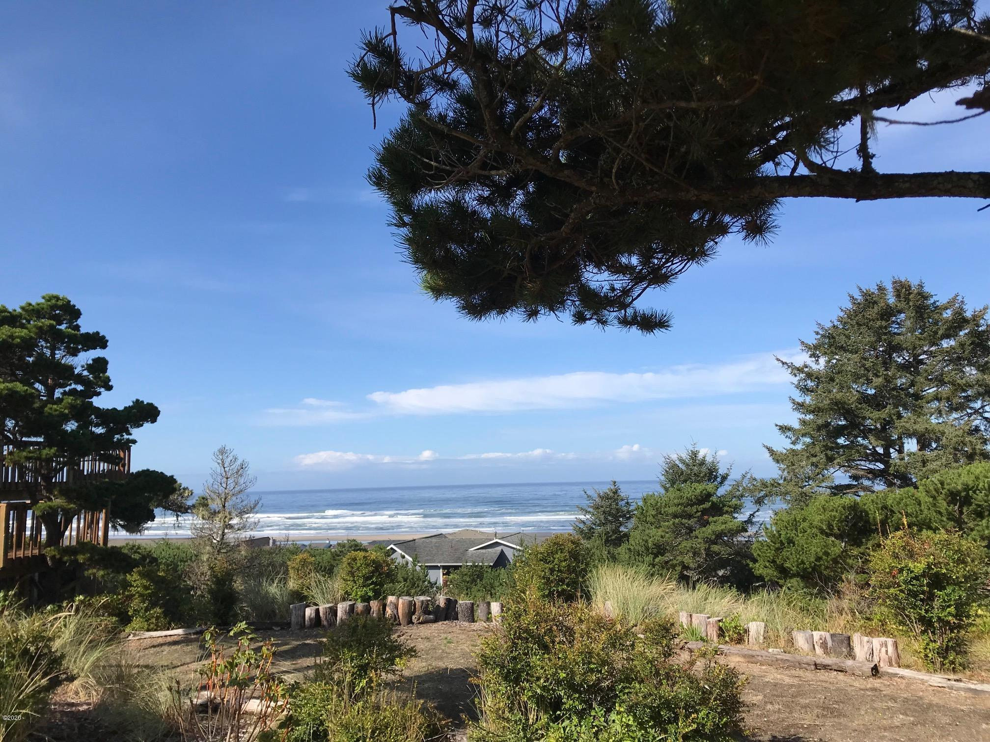3204 NW Sandpiper Way, Waldport, OR 97394 - View from property