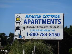3570 N Hwy 101, Depoe Bay, OR 97341 - Billboard