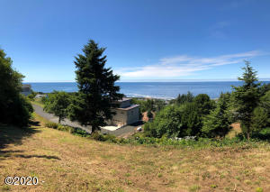 964 Hanley Drive, Yachats, OR 97498 - Buildable ocean view lot