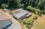 295 N Bear Creek Rd, Otis, OR 97368 - Aerial