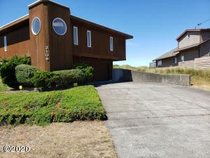 2106 NW Oceania Dr, Waldport, OR 97394 - Home