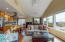 5460 El Mundo Ave, Lincoln City, OR 97367 - View from fireplace