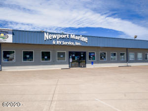 4354 S Coast Hwy, South Beach, OR 97366 - Newport Marine & RV Service