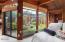 315 Coronado Dr, Lincoln City, OR 97367 - Living Room View to Atrium
