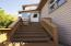 415 E 2nd St, Yachats, OR 97498 - Entry steps