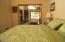 415 E 2nd St, Yachats, OR 97498 - Bedroom 2 into studio/office