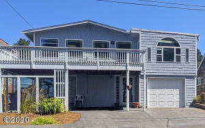 3124 NW Neptune Ave, Lincoln City, OR 97367 - Curbside View