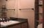 1460 NW Deer Dr, Toledo, OR 97391 - Hall bathroom